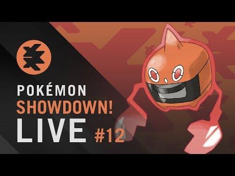 ROTOM'S INFERNO OVERDRIVE! • Pokemon Ultra Sun & Moon UU Showdown Live w/CrimsonCBAD