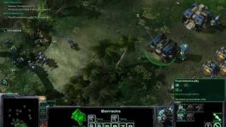 Welcome to the Jungle - Hard w Achievements Pt1 - StarCraft 2: Wings of Liberty