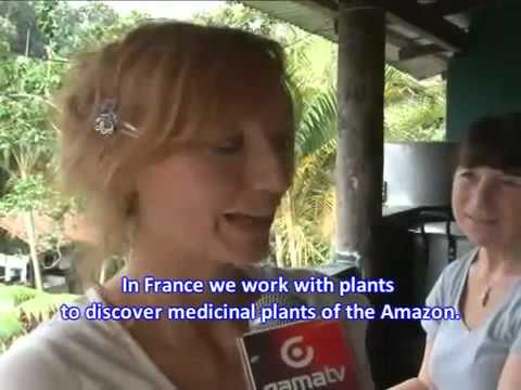 Amazon Ecuador Organically Growing Natural health