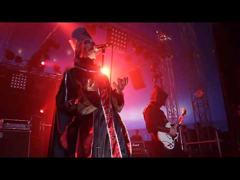 Ghost Live At HellFest Intro+Con Clavi Con Dio+Elizabeth