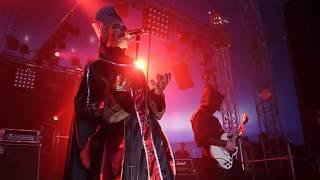 Ghost-Live At HellFest 2011-Intro/Con Clavi Con Dio/Elizabeth