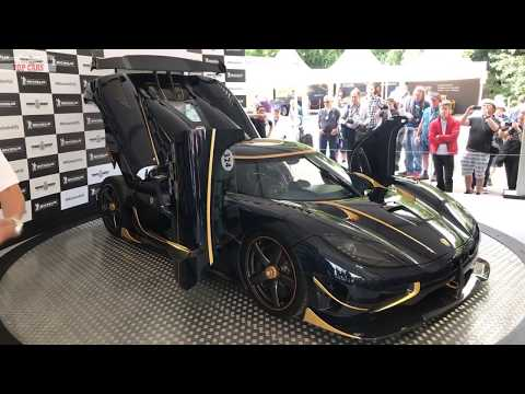 Top 10 The Koenigsegg's Most Expensive Cars