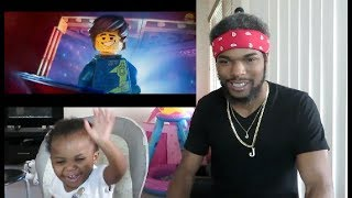 THE LEGO MOVIE 2 Extended Trailer Reaction!! W/ My 1 year old!