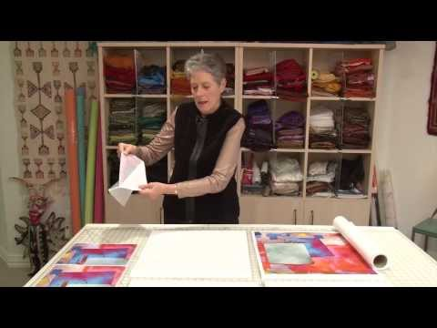 Blending Quiltmaking And Digital Photography With Gay Lasher