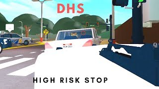 ROBLOX | Firestone DHS, High Risk Stop