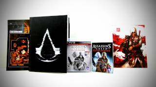 Assassins Creed Revelations Ultimate Edition Unboxing