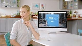 Wix.com | Karlie Kloss Builds a Site for Personal Trainer, Dara Hart