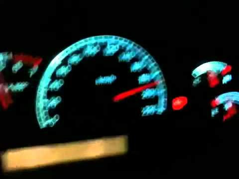Ford au VCT acceleration 0-215kmh