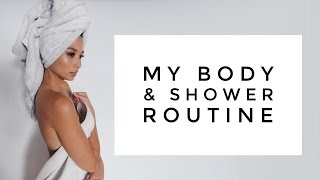 My Body Routine | Body Care | Aja Dang