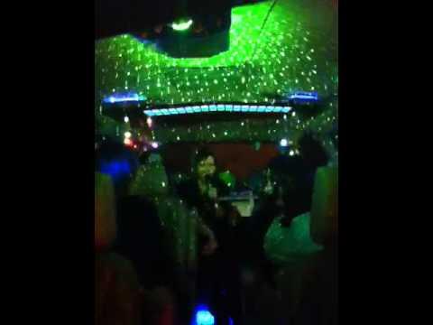 Karaoke in a taxi Barrie