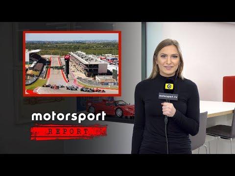 Motorsport Report: United States GP round-up