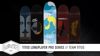 Titus Longplayer Pro Series | Team Titus