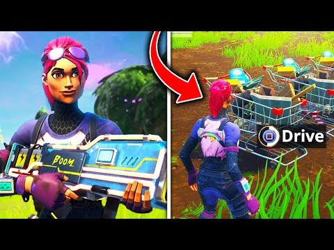 Top 5 LEAKED Fortnite Season 4 Features That Might Be COMING SOON! (Fortnite Battle Royale Season 4)