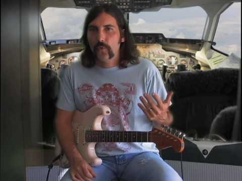 Rock Guitar Lessons - Pinc Harmonics - Heavy Metal Guitar ...