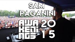 Sam Paganini @ Awakenings Festival 2015, Amsterdam (28-06-2015)