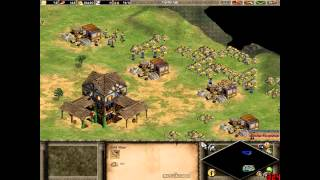 Age of Empires II Guide - Gold Mining Timings (Part 2)