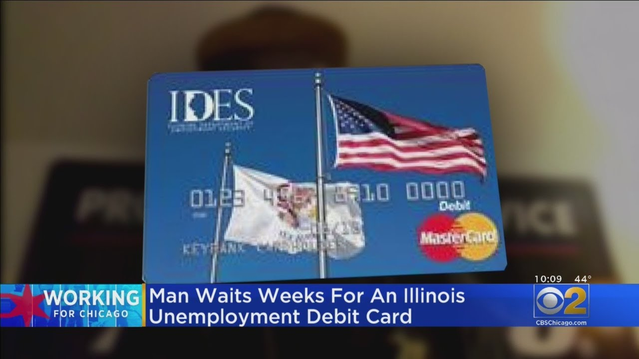 Some Complain They Have Unemployment Benefits But No Debit Card Youtube