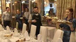 Ресторан Vesna программа