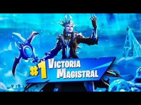Victoria Épica en escuadrón - Fortnite 1 Capitulo 2 Temporada