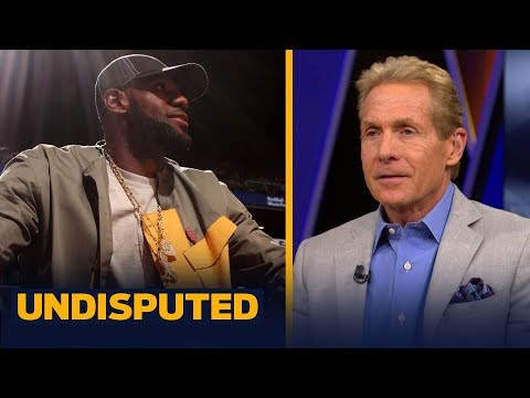 Skip and Shannon react to Charles Barkley's comments regarding Space Jam 2 | NBA | UNDISPUTED
