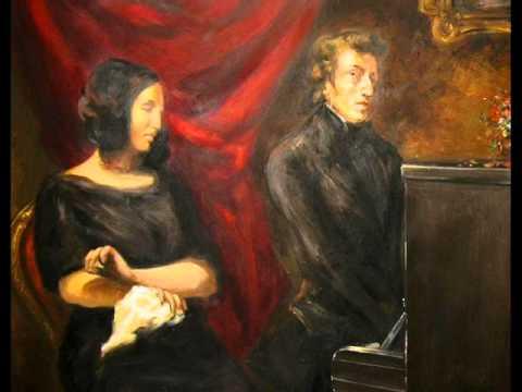 Dj Chopin - Impromptu 4 - Hard Passion for Sand & Chopin (Tribute)