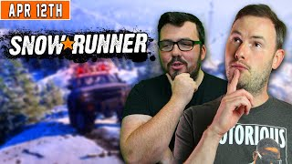 Sips Plays SnowRunner with Ravs! - (12/4/21)
