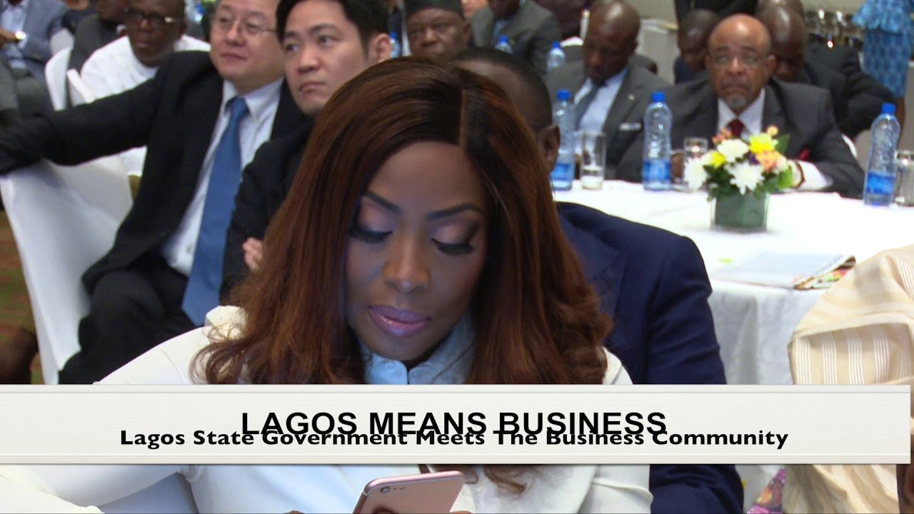 Download Governor Ambode At Lagos Means Business