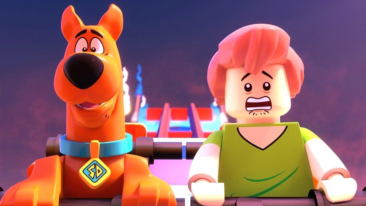 Lego Scooby Doo Ve Shaggynin Komik Maceraları Bulmaca çözme Oyunu