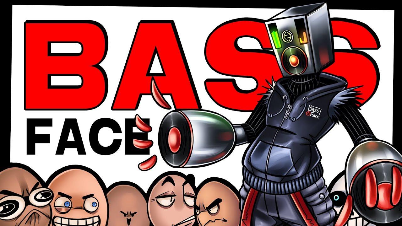 Alan Aztec - Bass Face (feat. TeslasMoustache)