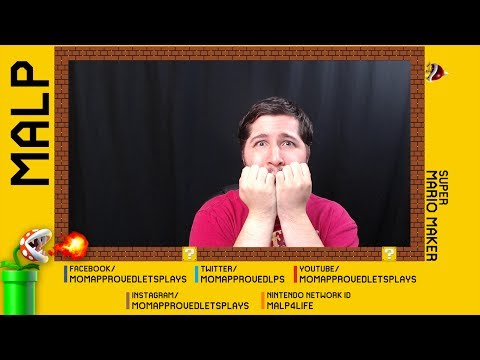 MALP's Mario Maker Livestream #5 | I'm Scared To See The Submitted Levels