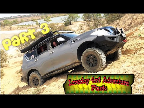 DASH OffRoad @HILL CLIMB at Loveday 4x4Adventure Park