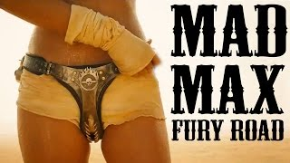 Mad Max: Fury Road TRAILERS - Mega Review