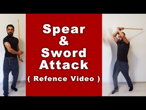 Spear Attack & Sword Attack REFERENCE Video