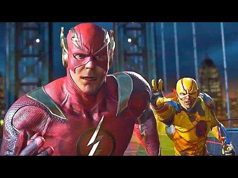 INJUSTICE 2 Trailer Shattered Alliances (2017) Justice League Game Trailer