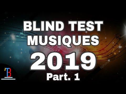 BLIND TEST MUSIQUES 2019 DE 68 EXTRAITS  [PART.1] (AVEC RÉPONSES)