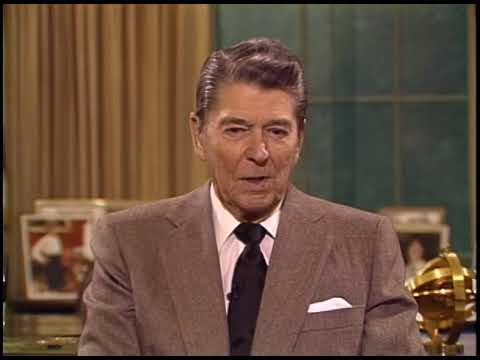 President Reagan's Interview With Soviet Television on May 20, 1988
