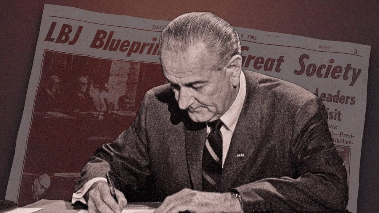 The Failure of LBJ's Great Society and What It Means for the 21st ...