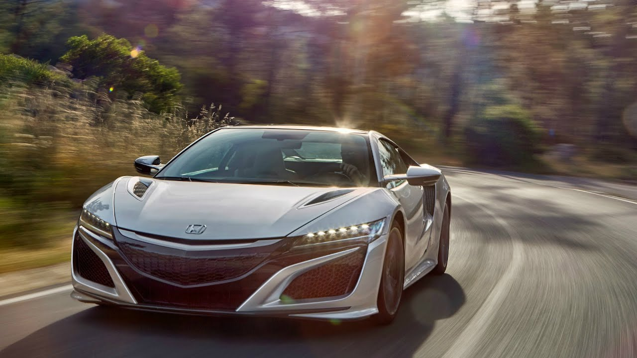 2017 Acura Nsx For Sale >> 2017 Honda NSX Interior, Exterior and Drive - YouTube