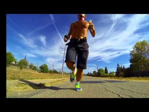 Running at 10mph