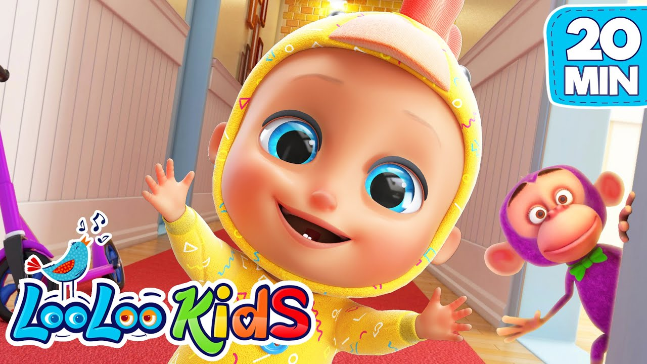 Sing Along with Johny | Educational Songs for KIDS | + more Nursery Rhymes & Kids Songs LooLoo Kids