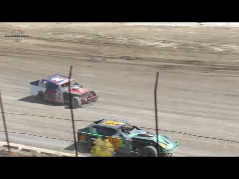 Desert Thunder Raceway 305  Modified Heat Race 9/30/18