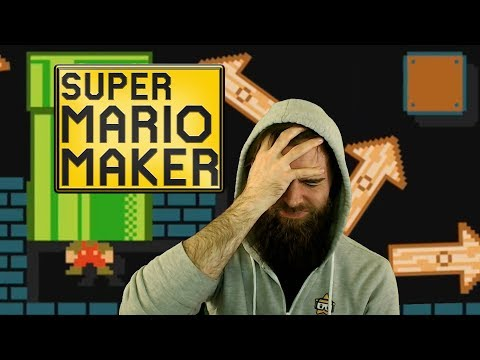 How Does A Level THIS Bad Exist? I Can't Even.. [SUPER MARIO MAKER]