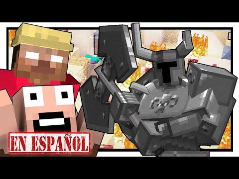 La Isla Perdida - EL DESTRUCTOR! (Corto de Minecraft) #4