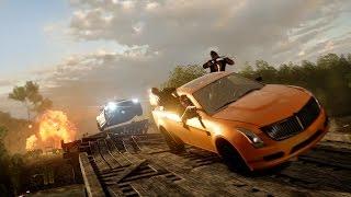 Battlefield Hardline - Hotwire Multiplayer Gameplay Trailer (PS4/Xbox One)