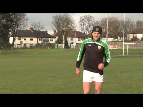 AIB GAA Club Championships - Michael Murphy recreates the famous Maurice Fitzgerald point