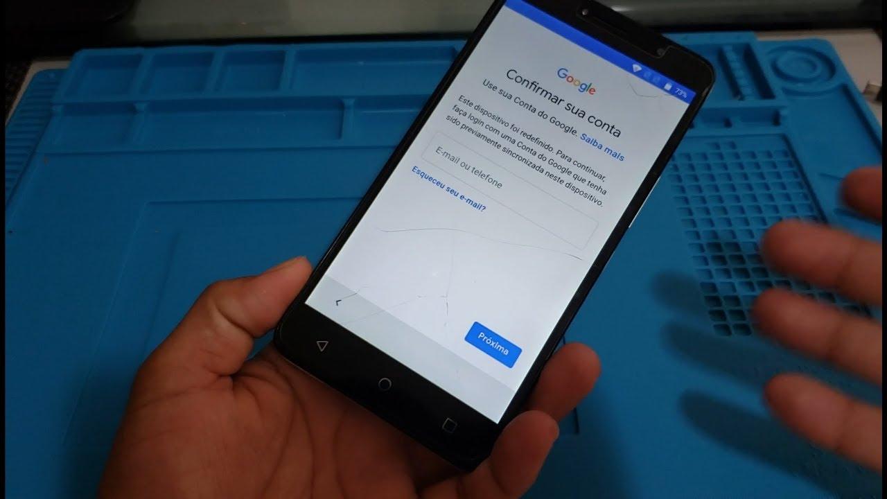 Repeat Desbloqueio conta google Alcatel A3XL 900BJ android 7 0 7 1