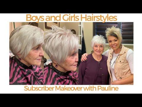 hairstyles-over-70---cute-short-pixie-haircut