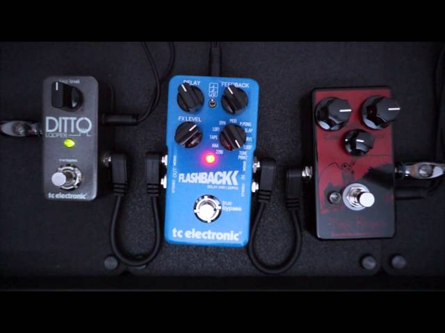 TC Electronic Ditto Looper Demo