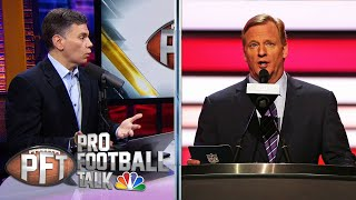 Would draft lottery work in NFL? | Pro Football Talk | NBC Sports