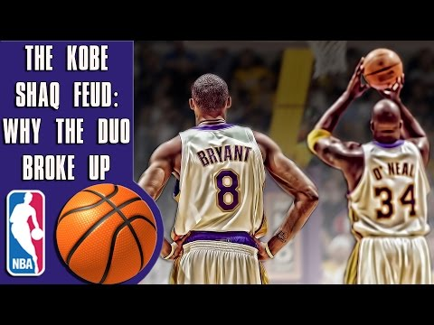 Why Kobe & Shaq didn't last past 2004 - The great feud